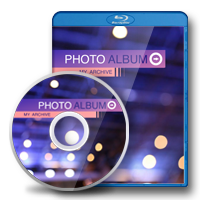 Blue-Ray Photo Design