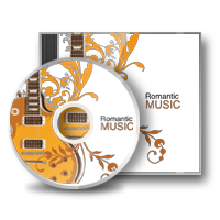 CD Music Disc Covers
